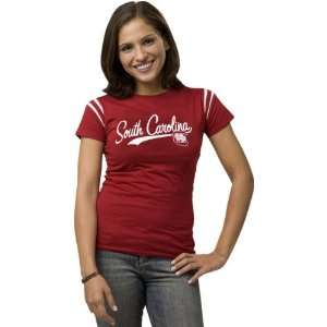 South Carolina Gamecocks Womens Lucky Sport Tee Sports