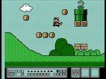 Super Mario Bros. 3  [Online Game Code] Video Games