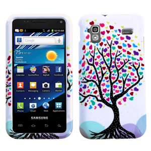 Hard SnapOn Phone Protector Cover Case FOR Samsung CAPTIVATE GLIDE