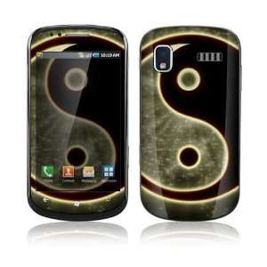 Ying Yang Decorative Skin Cover Decal Sticker for Samsung