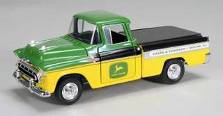 CAST 78231 1/25 John Deere 57 Chevy Cameo Pickup NEW DIECAST