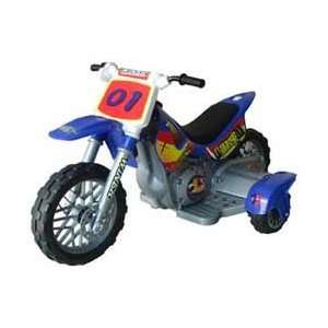 Scooters  Electric XR 302 Kids Ride On Dirt Bike   Blue Toys & Games