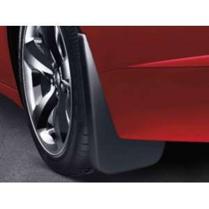2008 2011 Dodge Challenger Molded Splash Guards Mopar