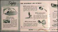 1949 1950 Chrysler Dodge Plymouth MoPar Accessory Accessories ORIGINAL