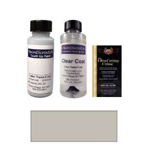 Oz. Smoke Silver Metallic Paint Bottle Kit for 1999 Mercedes Benz C