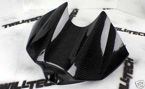 Yamaha R1 04 05 2006 Carbon Fiber Fuel Gas Tank Cover