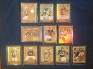 HUGE AUTO/JERSEY/PATCH/RC LOT 100+ A.J. GREEN, RODGERS NO
