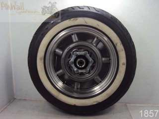Yamaha Royal Star Tour Deluxe REAR WHEEL RIM TIRE