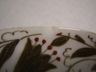 Vintage Austrian China Plate Beehive mark 8 1/2
