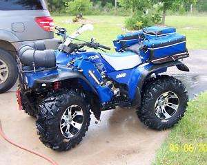 25 YAMAHA WOLVERINE DIRT TAMER ATV TIRE & WHEEL KIT
