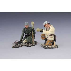 Late War Tank Hunters   Winter Toys & Games