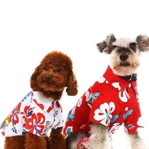 New   Hawaiian Style Surf Dog Shirt   Size 1 by CET Domain