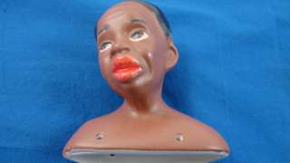 Hand Painted Doll Heads Leg Arm Miss Nanny Mark Twain African American