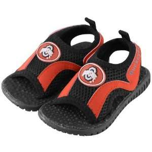 Ohio State Buckeyes Two Tone Toddler Sandals  Sports