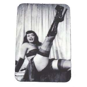 Bettie Page Sexy Pin Up Magnet Betty Pin Up Kitchen