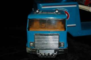 Petty (Petty Enterprises) STP Auto Transport Tractor Trailer