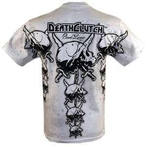 Death Clutch MMA Brock Lesnar UFC 100 Walkout Shirt XL