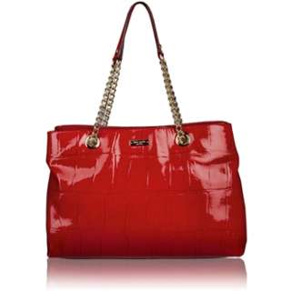 NWT Kate Spade Knightsbridge Helena PXRU2806 Handbag red 098689386379