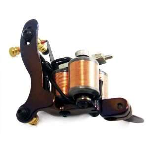 Triple Coil Carbon Steel Frame 10 Wrap Coil Tattoo Machine