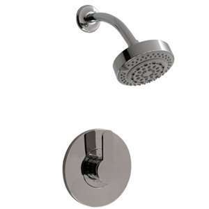 Santec 6632BO10 TM10 Polished Chrome Bathroom Shower Faucets Pressure