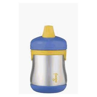 com Thermos FOOGO Leak proof, vacumm Insulated, Steel Baby Sippy Cup