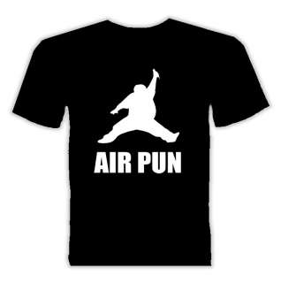 Air Pun Big Pun Rapper Hip Hop Logo T Shirt All Sizes