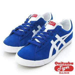 Asics Onitsuka Tiger FABRE BL S OG BLUE/WHT Shoes #T46