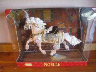 Breyer Model Horse Noelle Holiday Christmas 2008 MIB Limited Edition