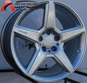 18 AMG STYLE STAGGERED WHEELS 5X112 RIM FIT MERCEDES CLK 320 350