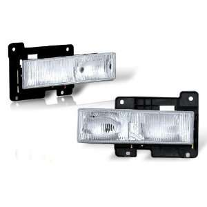 Tahoe / 94 02 Ck Pick Up Oem Style Head Light Performance Automotive