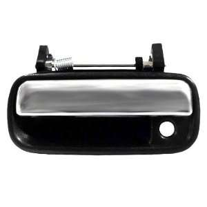Exterior Front Chrome Drivers Door Handle Pickup Truck SUV Automotive