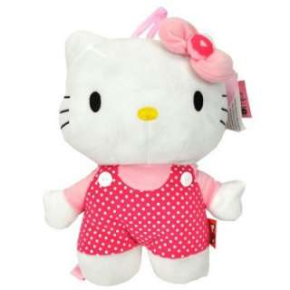 Hello Kitty Plush Backpack Bag