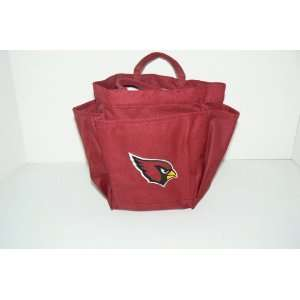 Arizona Cardinals Shower Tote Caddy