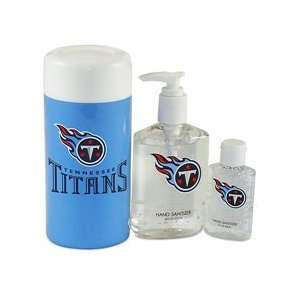 Sanitizer   Set of 2   Tennessee Titans One Size