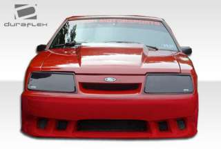 83 86 Ford Mustang Colt DURAFLEX Full Body Kit