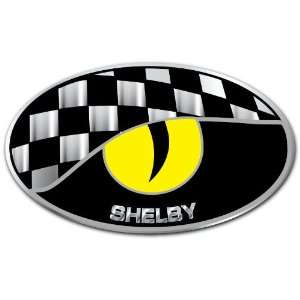 Shelby Eye Ford Mustang Car Bumper Sticker Decal 5x3