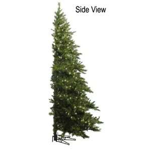 6.5 Pre Lit Westbrook Pine Artificial Half Wall Christmas
