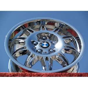 BMW M3Style 39 (M39) Set of 4 genuine factory 17inch chrome wheels