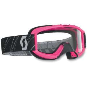 Scott USA Pink 89Si Youth Goggles 2178000026041
