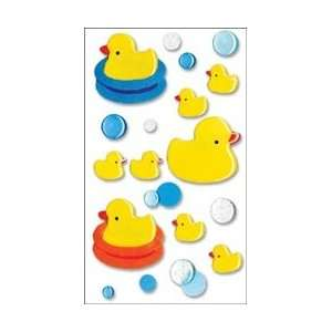 Jolees Epoxy Stickers   Rubber Duckies Arts, Crafts & Sewing