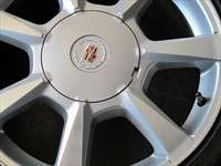 CTS STS Factory 17 Wheels Tires OEM Rims 4623 5x120 235/55/17