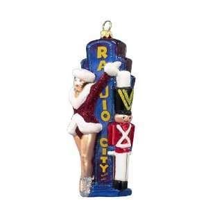 Kurt Adler Polonaise Radio City Music Hall Ornament
