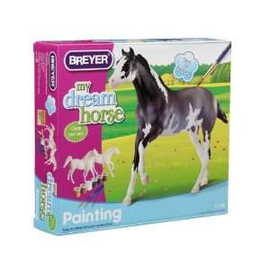 Breyer My Dream Horse Painting Kit featuring TWO 6 horses