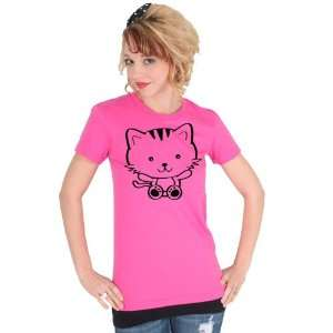 Kitty American Apparel T shirt