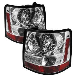 LED C Land Rover Range Rover Sport Chrome LED Tail Light Automotive