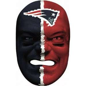 New England Patriots NFL Fan Face