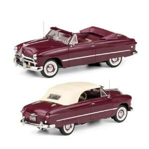 Franklin Mint 1/24 1949 Ford Custom Convertible Toys