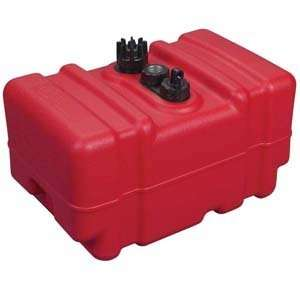 Moeller 12 Gallon Above Deck Portable Fuel Tank