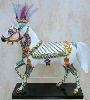 PAINTED PONIES Copper Enchantment TRAIL Horse 2007 2E Appaloosa NATIVE