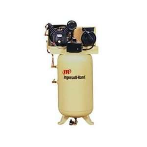 Ingersoll Rand 5 HP 80 Gallon Two Stage Air Compressor (200V 3 Phase